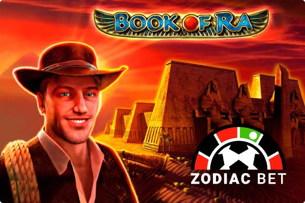 Preview Poster von Book of Ra Deluxe