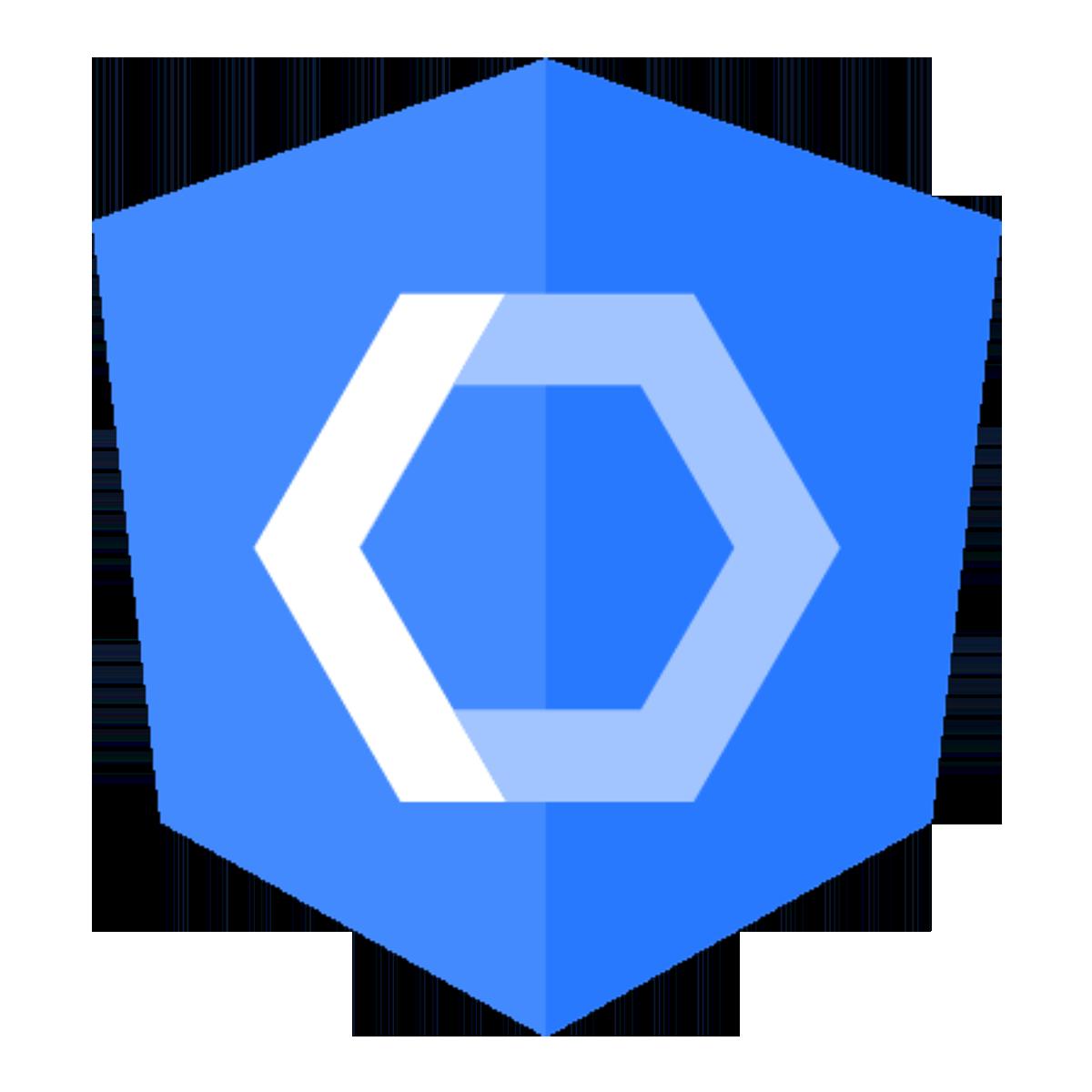 The logo of Angular Elements