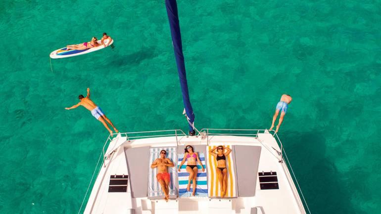 Escape To Idyllic Karacaoren With Sailing In Turkey
