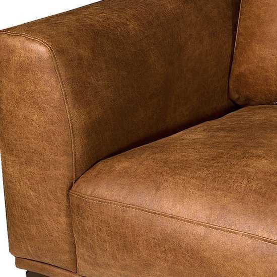 Homingxl Bank Tulp 3zits Leer Colorado Cognac 03 9200000079952538_2 57 cm