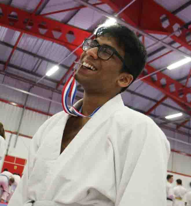 Jiu Jitsu is another string to Vishal's bow…