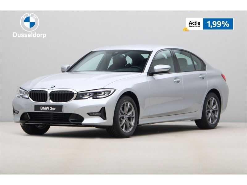 BMW 3 Serie 318i Sedan Exe Sportline Aut.