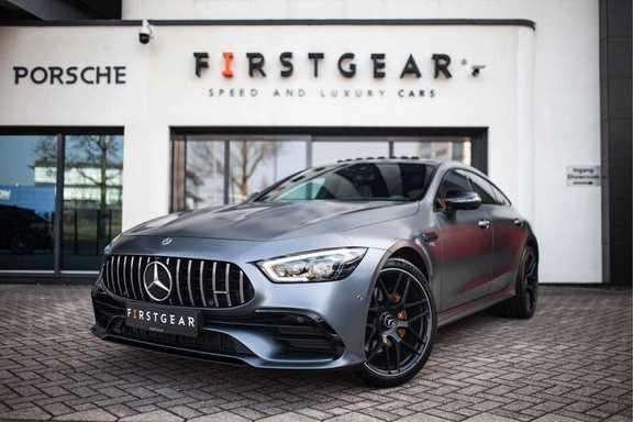 Mercedes-Benz AMG GT 4-Door Coupe 43 4MATIC+ Premium *AMG Nightpakket / Burmester / AMG Performance Stoelen*