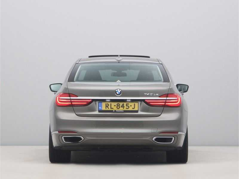 BMW 7 Serie 740Le iPerformance High Executive afbeelding 4