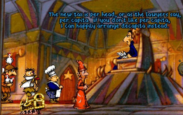 Discworld Screenshot