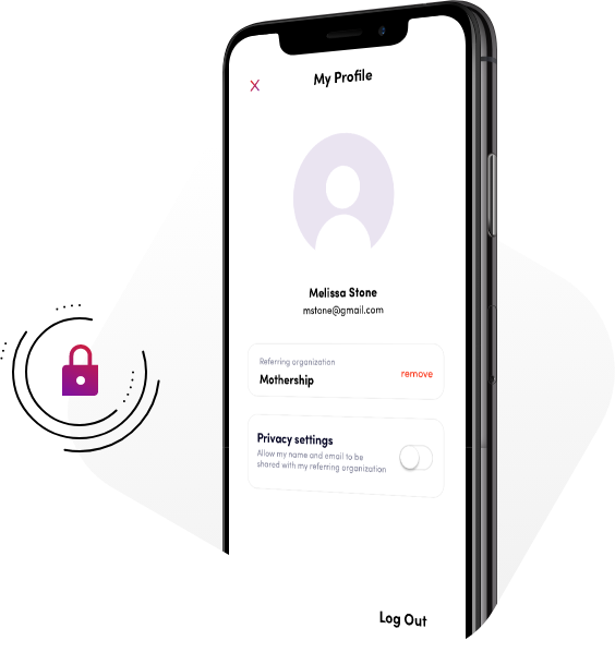 banq, privacy by design