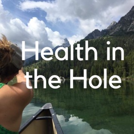 health in the hole logo
