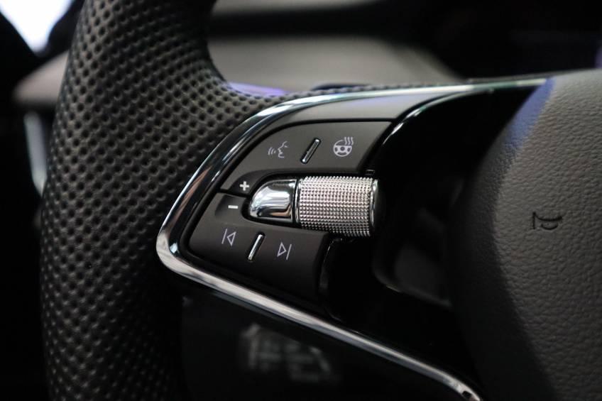 Škoda ENYAQ iV 80 First Edition Full-led Elec.Trekhaak 21'inch lmv Direct Leverbaar!! afbeelding 10