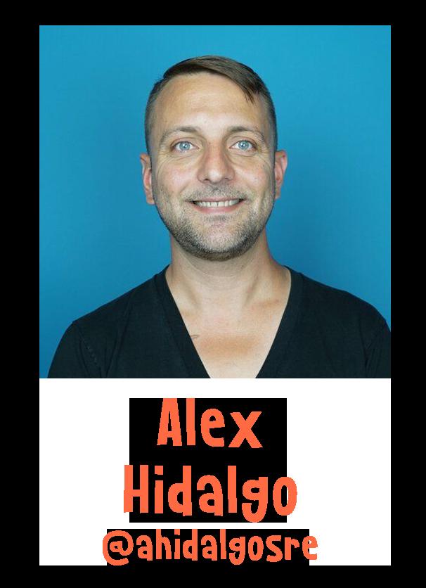 Alex Hidalgo