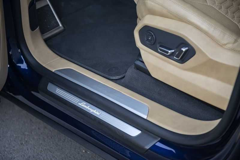 Lamborghini Urus 4.0 V8 + Full Option + Rear Seat Entertainment + Nightvision afbeelding 21