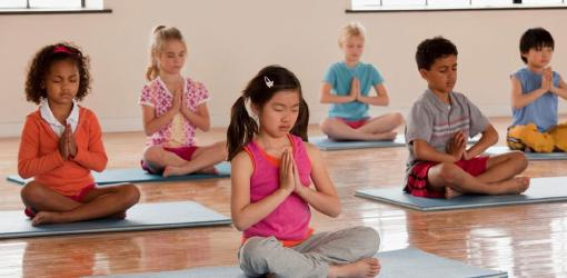 Featured image for: Children's Yoga with Irina Boyes