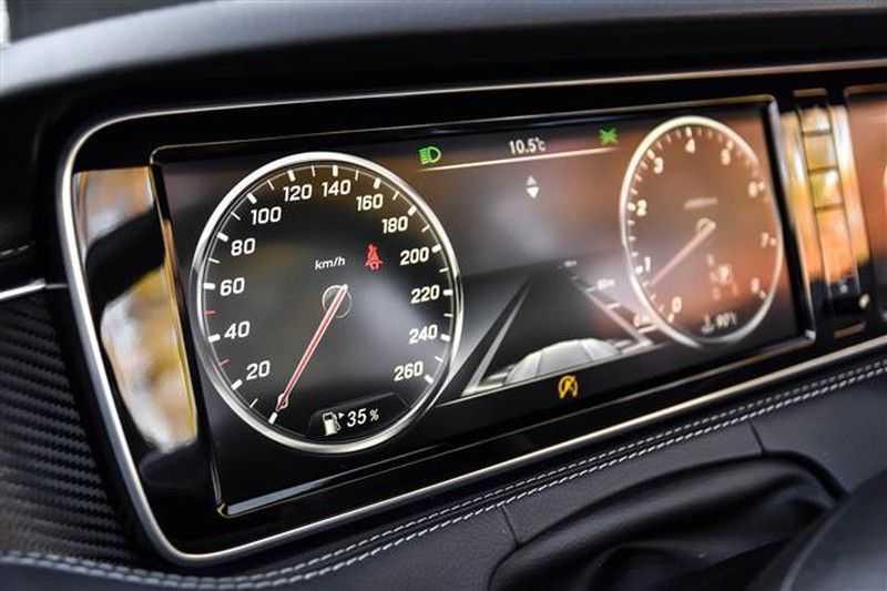 Mercedes-Benz S-Klasse S500 CABRIO AMG-LINE+BURMESTER+HEAD-UP NP.201K afbeelding 4