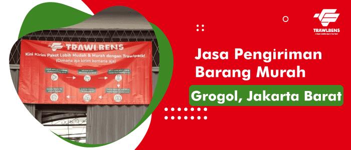 Jasa Pengiriman Termurah di Grogol Petamburan, Jakarta