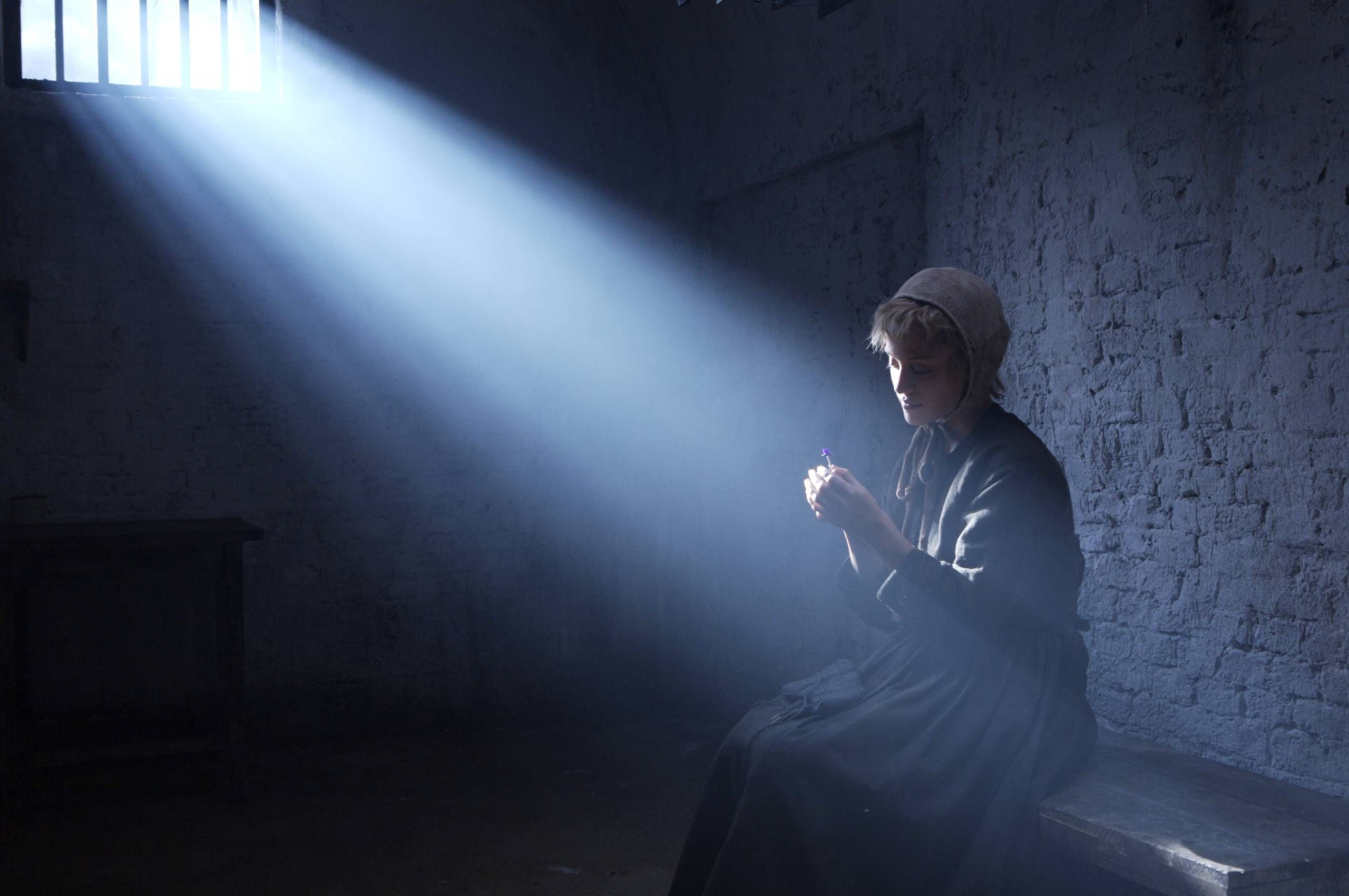 Кадр изфильма «Близость» пороману Сары Уотерс, реж. Тим Файвел, 2008. Источник: imdb.com