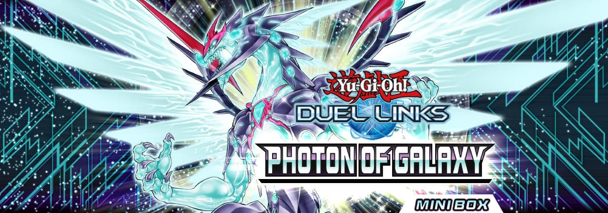 Box Review: Photon of Galaxy | YuGiOh! Duel Links Meta