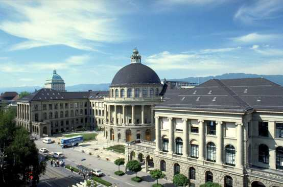 Blockchain and IoT School at ETH Zürich 2018