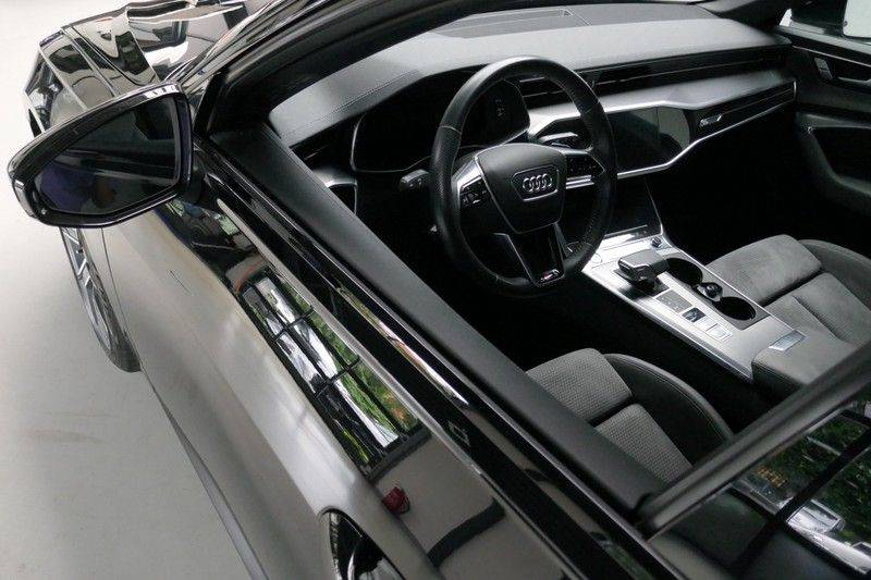Audi A6 Avant 40 TDI Sport Pro Line S Black edition afbeelding 11