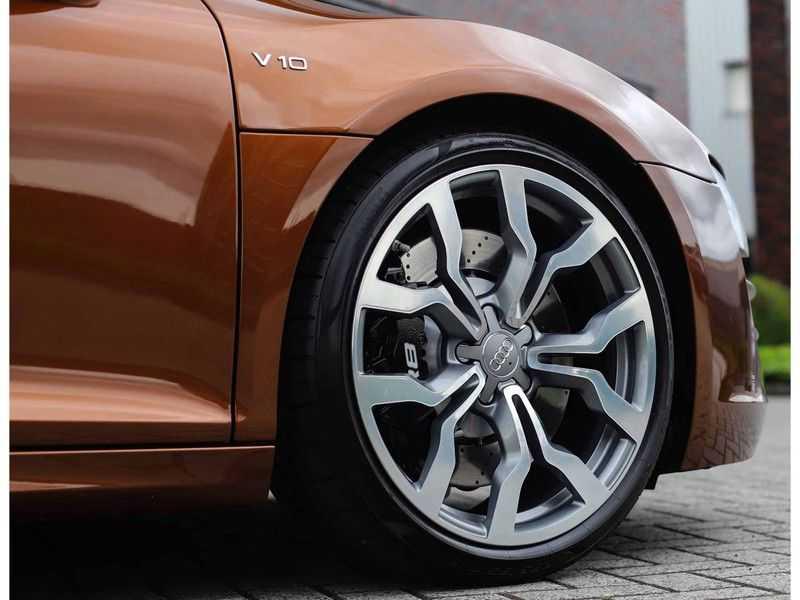 Audi R8 Spyder 5.2 V10 FSI *Magnetic Ride*B&O*Camera* afbeelding 7