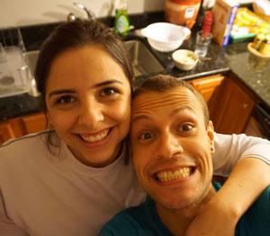 André e Amanda Iglu