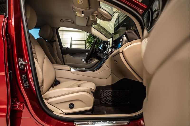 Mercedes-Benz GLC Coupé 300 4MATIC AMG | Night pakket | Distronic | Memory |Sound systeem | Sfeerverlichting | Luxury interieur | Apple Carplay | afbeelding 16