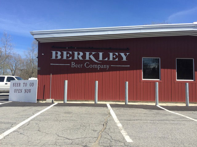 Berkley Beer Company in Berkley, MA