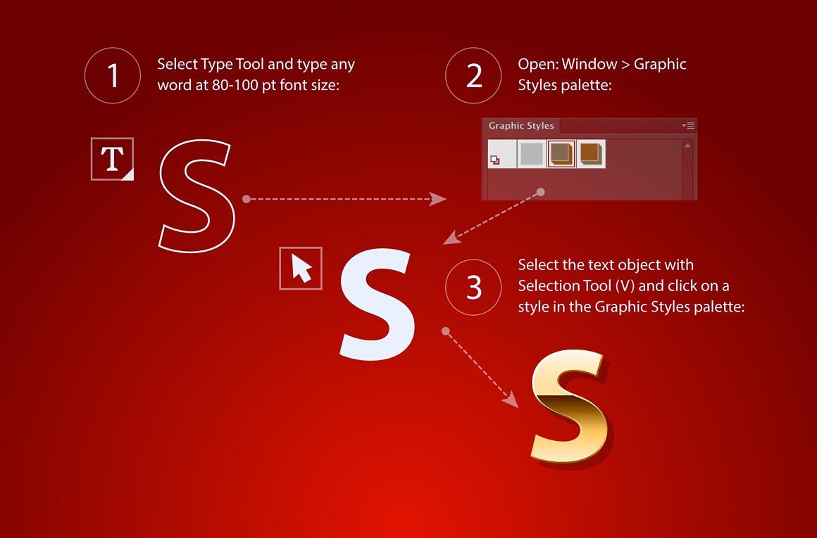 Pure Gold Adobe Illustrator styles images/puregold_4_tutorial.jpg
