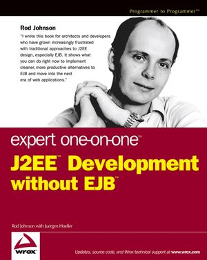 J2EE without EJB