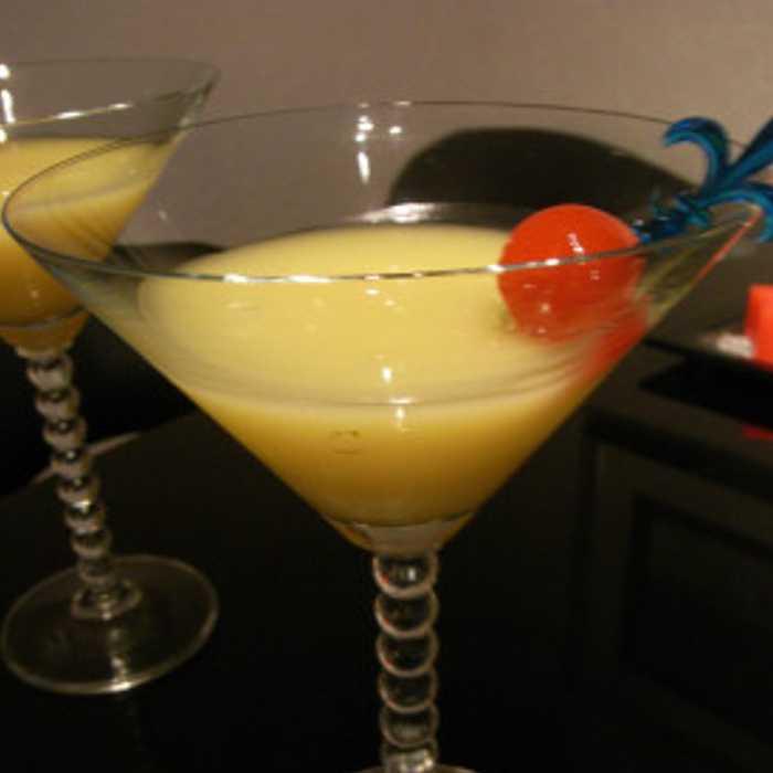 Casa Blanca Cocktail