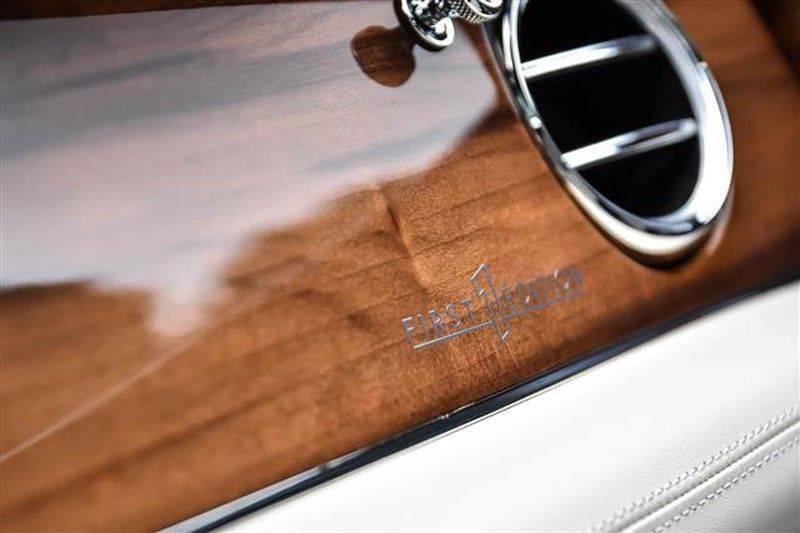 Bentley Bentayga V8 FIRST EDITION BLACKLINE+CERAMIC BRAKES NP.338K afbeelding 21