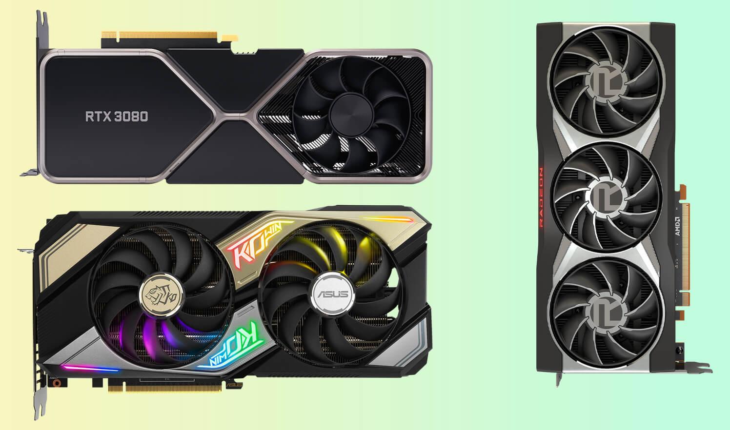 Best Graphics Cards for Ryzen 9 5900x