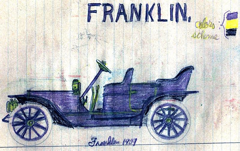franklin-1909