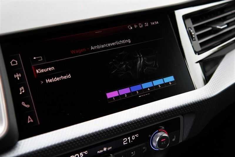Audi A1 Sportback 40 TFSI S-LINE+LEDER+NAVI+ABT afbeelding 19