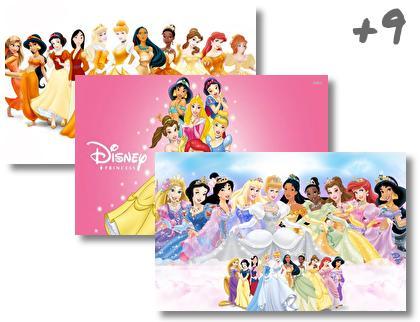 Disney Princess theme pack