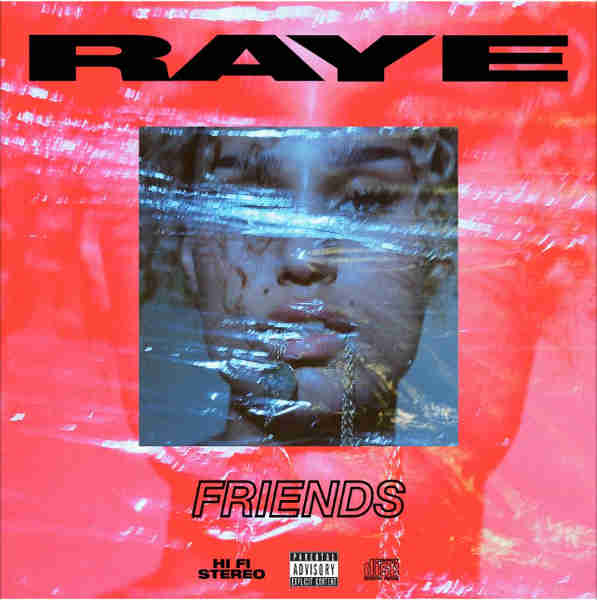album art for Friends by RAYE