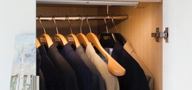Dressing et aménagement de placards
