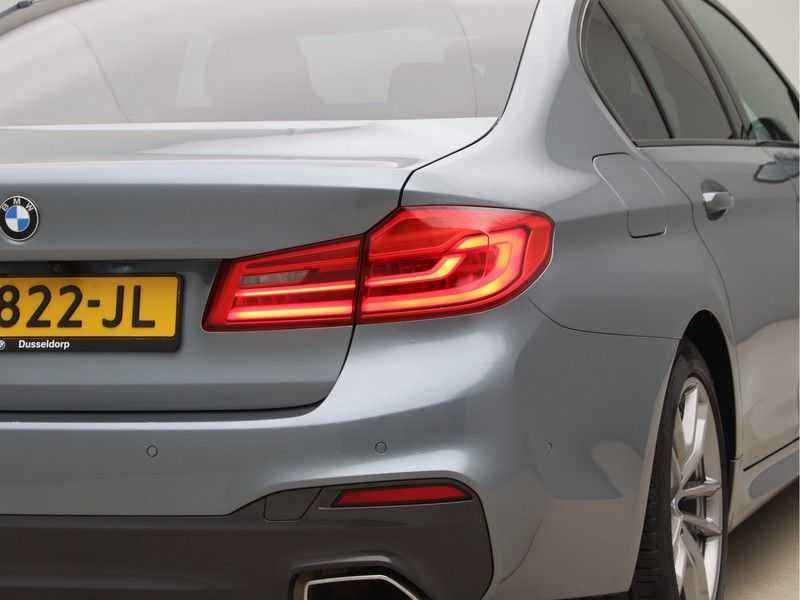 BMW 5 Serie 530i Aut. High Exe M-Sport afbeelding 21
