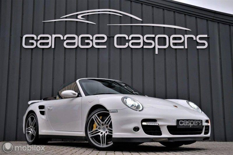 Porsche 911 Cabrio 3.6 Turbo afbeelding 2