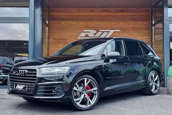 Audi SQ7 4.0 V8 TDI Quattro 436pk **ACC/4WS/Softcl./Pano.dak/HUD**