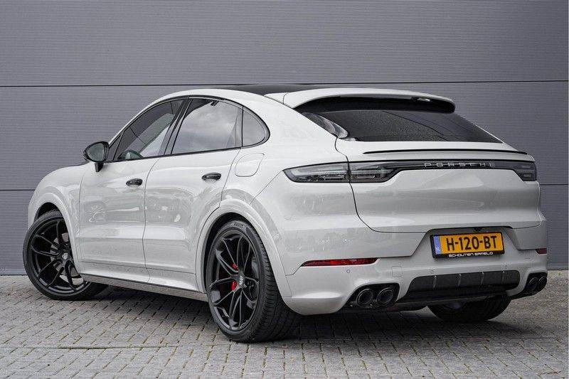 Porsche Cayenne Coupé E-Hybrid 462pk Nieuwprijs: €190.000,- Sportpakket, Techart afbeelding 8