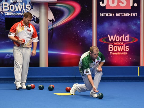 18th January   Two Night World Bowls Mixed Pairs Weekend Break