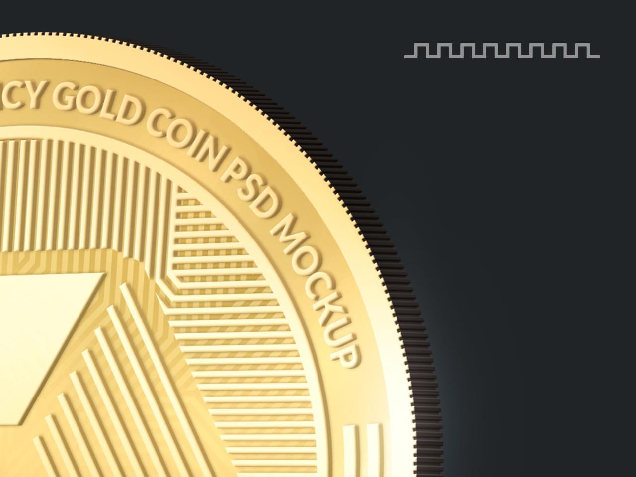 Coin Mockup