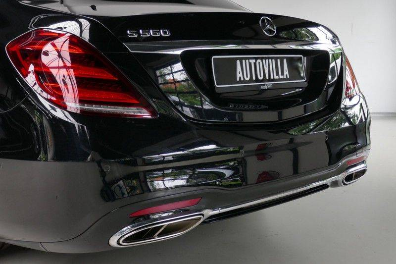 Mercedes-Benz S-Klasse 560 4Matic Lang Premium Plus afbeelding 16