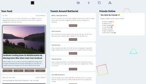 NotSocial.app Screenshot