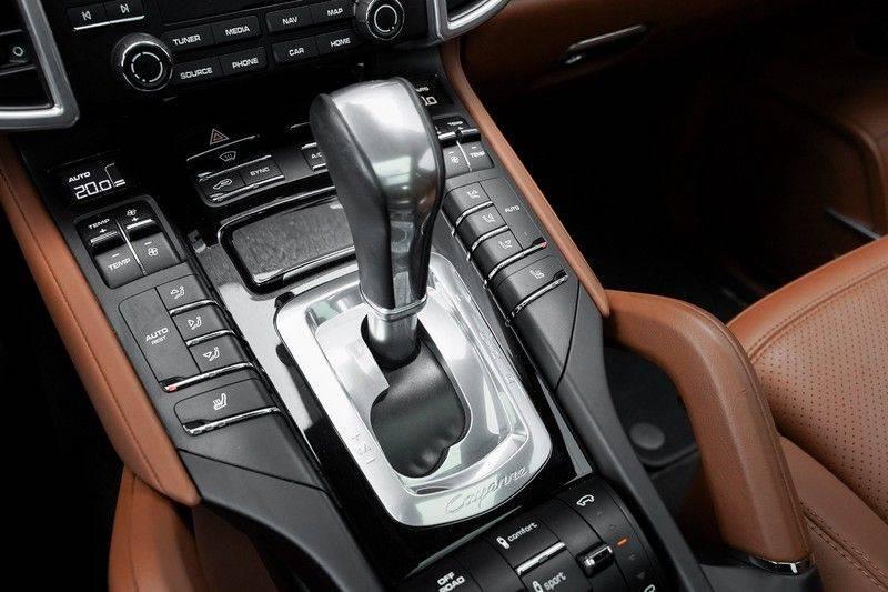 "Porsche Cayenne 3.0 D Pano Camera Led Luchtvering 21"" afbeelding 24"