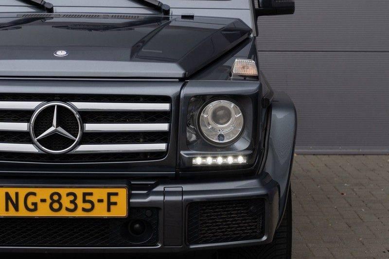 Mercedes-Benz G-Klasse 350 D 245pk Sportpakket Schuifdak Distronic Stoelventilatie afbeelding 14