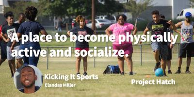 featured image thumbnail for post Getting Adults Involved In Group Sports and Team-Building Activities
