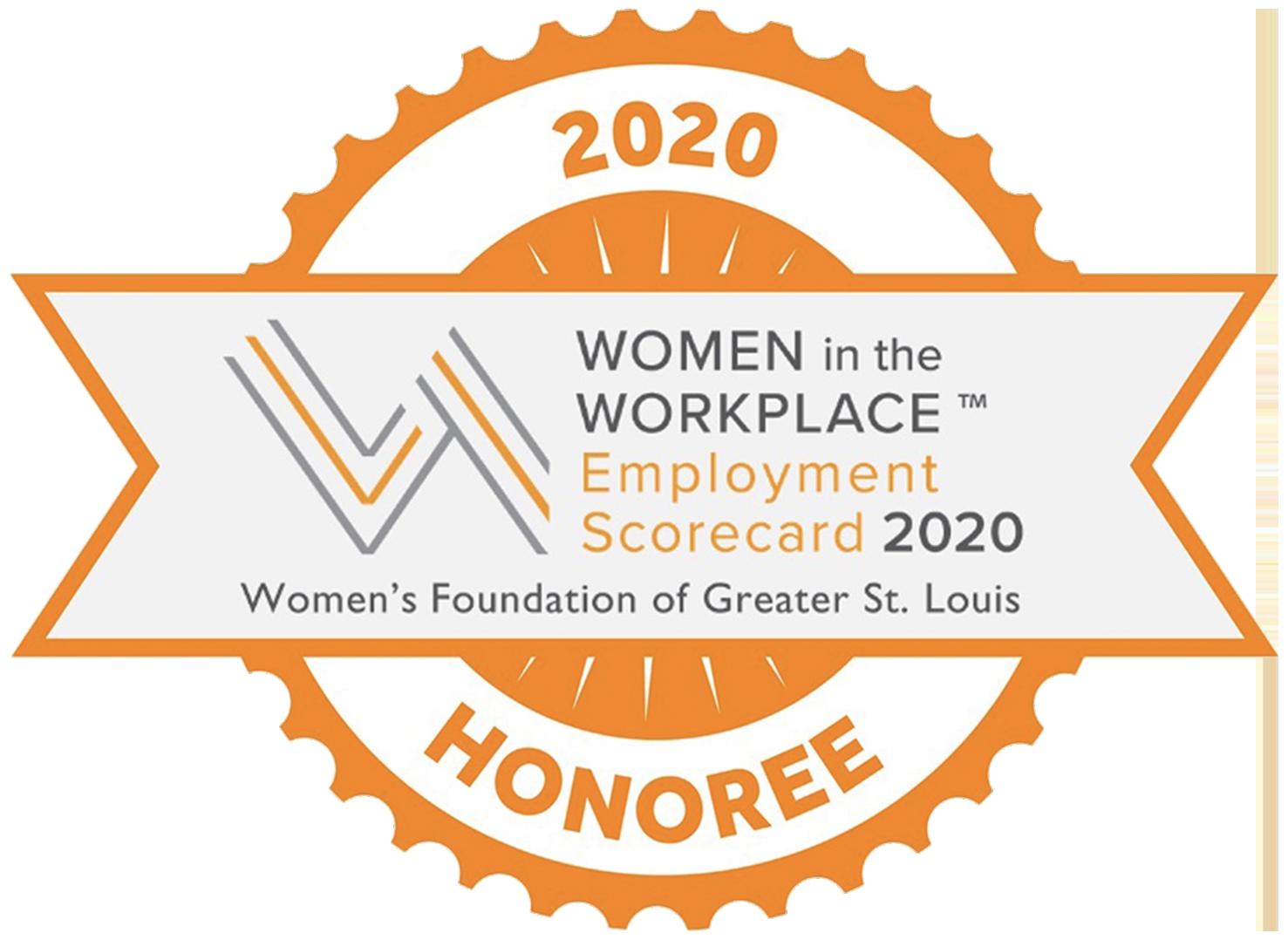 Women in the Workplace Employment Scorecard 2020