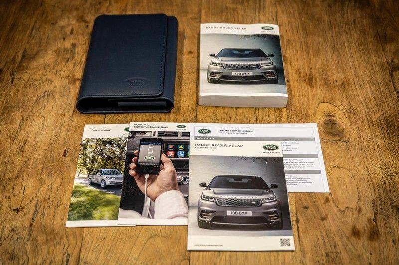 Land Rover Range Rover Velar 3.0 V6 SC AWD R-Dynamic HSE, 380 PK, Head/Up, Black/Optic, Adapt. Cruise, Pano/Dak, Luchtvering!! afbeelding 8