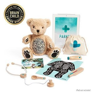 Parker the Interactive Bear Patient