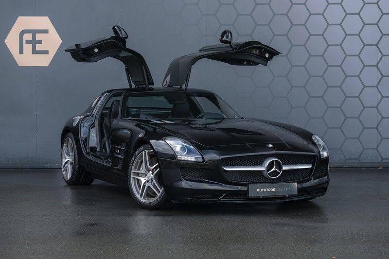Mercedes-Benz SLS Coupé 6.3 AMG B&O afbeelding 9